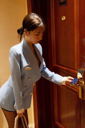 来开房吧,女神周于希上门服务共度良宵
